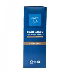 Καφές Espresso Ipanema Ντεκαφεϊνέ Χάρτινες Ατομικές Μερίδες 25 Τεμαχίων