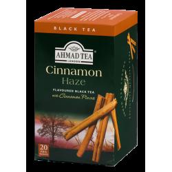 Τσάι Μαύρο Ahmad Κανέλα 20 τεμαχίων