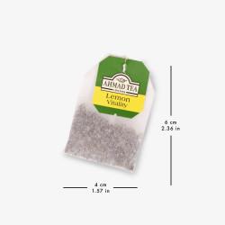 Τσάι Πράσινο Ahmad Με Λεμόνι 500 τεμαχίων