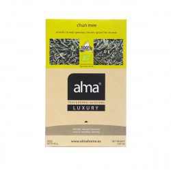 Τσάι Πράσινο Alma Verde Organico 20 Τεμαχίων
