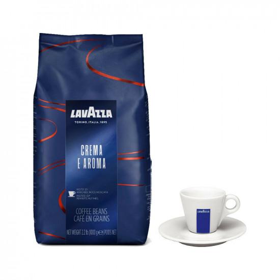 Καφές Espresso Lavazza Crema E Aroma Κόκκοι 1Kg