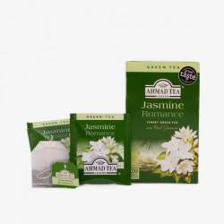 Τσάι Πράσινο Ahmad Με Γιασεμί 20 τεμαχίων
