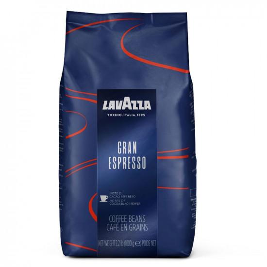 Καφές Espresso Lavazza Gran Espresso Κόκκοι 1Kg