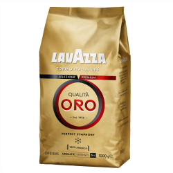 Καφές Espresso Lavazza Qualita Oro Κόκκοι 1Kg