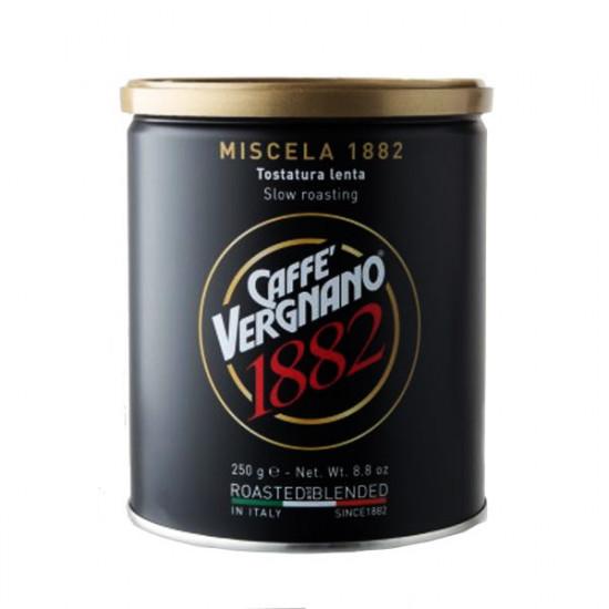 Καφές Espresso Vergnano Miscela 1882 Original Αλεσμένος 250gr