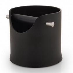 Δοχείο Χτυπήματος Κλείστρου Crema Pro Kcb Μαύρο 110mm
