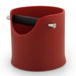 Δοχείο Χτυπήματος Κλείστρου Crema Pro Kcb Κόκκινο 110mm