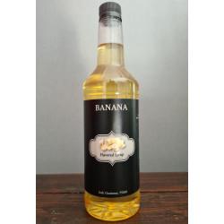 Σιρόπι Coffee Market Banana 750ml