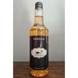 Σιρόπι Coffee Market Vanilla 750ml