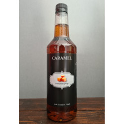 Σιρόπι Coffee Market Caramel 750ml