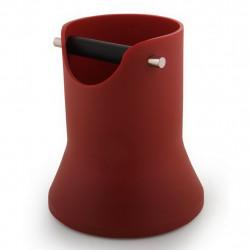 Δοχείο Χτυπήματος Κλείστρου Crema Pro Kcb Κόκκινο 175mm