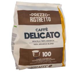 Κάψουλες Συμβατές Με Dolce Gusto 101Caffè Delicato 100 τεμαχίων