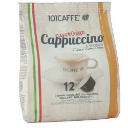 Κάψουλες Συμβατές Με Dolce Gusto 101Caffè Cappuccino 12 Τεμαχίων