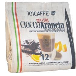 Κάψουλες Συμβατές Με Nespresso 101Caffè CioccoArancia 12 τεμαχίων