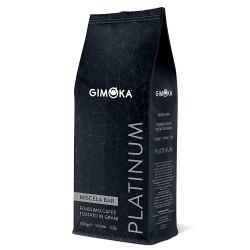 Καφές Espresso Gimoka Platinum Κόκκοι 1Kg