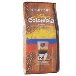 Κάψουλες Συμβατές Με Nespresso 101Caffè Colombia 12 τεμαχίων