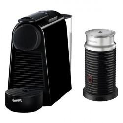 Μηχανή Espresso Nespresso System Delonghi EN85.BAE Essenza Mini Μαύρη με Aeroccino