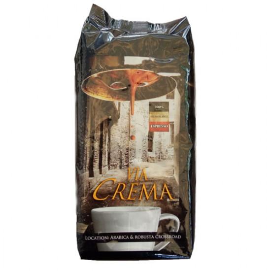 Καφές Espresso Via Crema Κόκκοι 1Kg